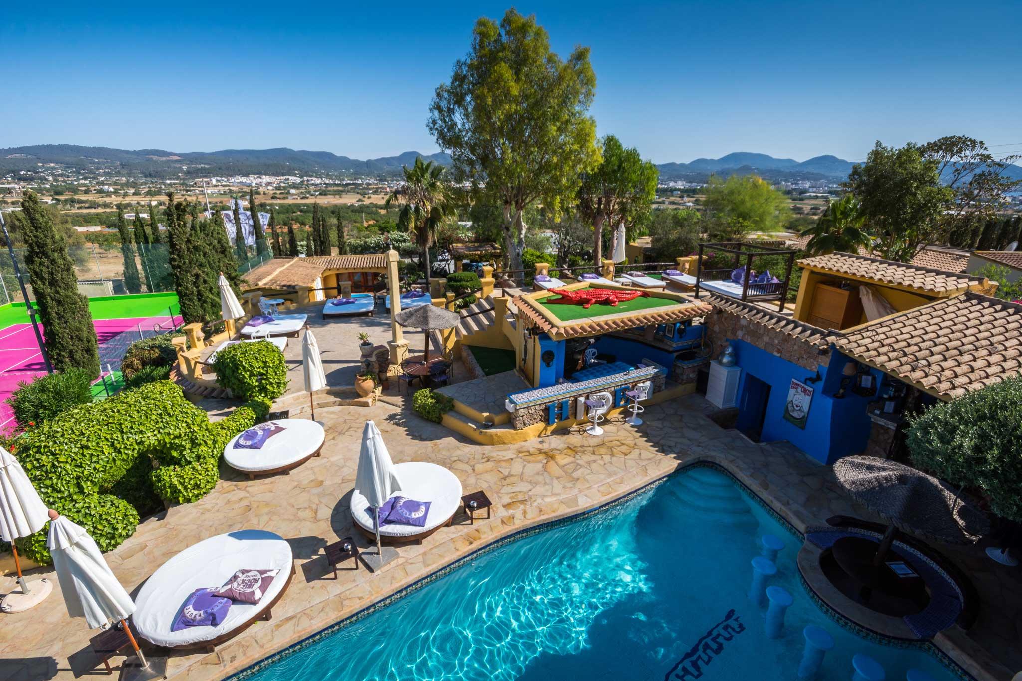 Pikes Hotel - Ibiza